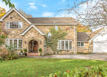 Thumbnail 4 bed detached house for sale in The Glade, Scarcroft, Leeds