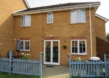 Thumbnail 2 bed end terrace house for sale in Howes Drive, Marston Moretaine, Bedford