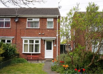 Thumbnail 3 bed terraced house for sale in Barlow Drive South, Nottingham