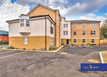 Thumbnail 2 bed flat for sale in Freemans Court, Station Road, Rushden