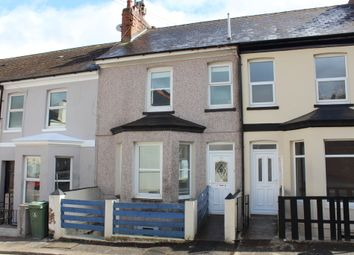 Thumbnail 3 bedroom terraced house for sale in Priory Road, Lower Compton, Plymouth