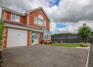 Thumbnail 4 bed detached house for sale in Whernside, Skelton-In-Cleveland, Saltburn-By-The-Sea
