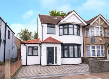 Thumbnail 4 bed semi-detached house for sale in Bethecar Road, Harrow