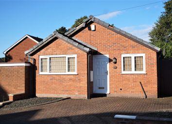 Thumbnail 2 bed bungalow for sale in Compton Road, Erdington, Birmingham
