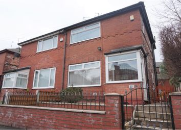 Thumbnail 3 bed semi-detached house for sale in Arbory Avenue, Manchester
