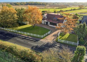 Thumbnail 5 bed detached house for sale in London Road, Stanford Rivers, Ongar, Essex