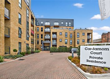 Thumbnail 2 bed flat for sale in Cardamom Court, Bexleyheath, Kent