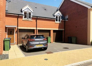 Thumbnail 2 bed flat for sale in Roselle Drive, Brockworth, Gloucester