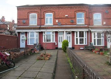 Thumbnail 3 bed terraced house for sale in Bickley Avenue, Off Fallows Road, Sparkbrook