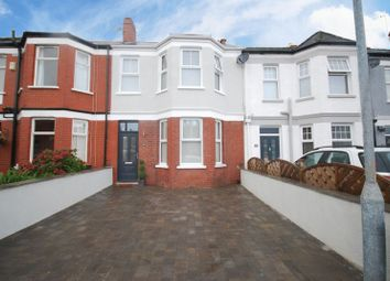 Thumbnail 4 bed terraced house for sale in Stunning Period Renovation, Upton Road, Newport