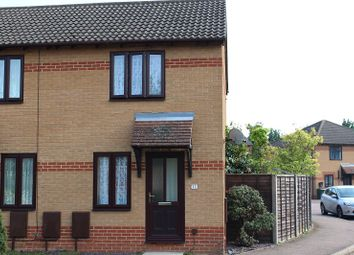 Thumbnail End terrace house to rent in Earlstoke Close, Banbury, Oxon