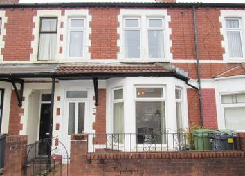 Thumbnail 3 bed terraced house for sale in Mill Road, Ely, Cardiff