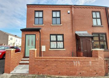 Thumbnail 3 bed end terrace house for sale in Hodge Road, Worsley
