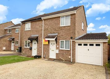 Thumbnail 2 bed semi-detached house for sale in Mayfield Close, Carterton