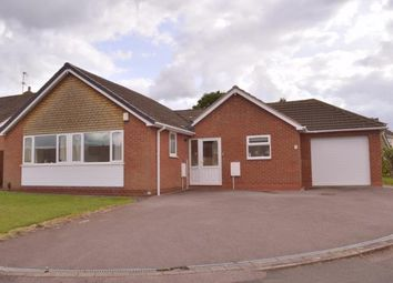 Thumbnail 3 bed bungalow for sale in Fecknam Way, Lichfield, Staffordshire