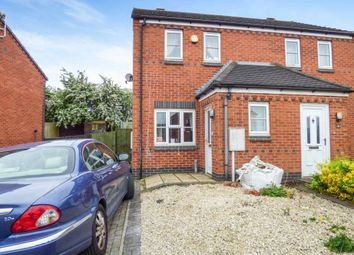 Thumbnail 2 bedroom semi-detached house for sale in Burdock Close, Hamilton