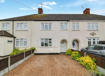 Thumbnail 3 bed terraced house for sale in Church Road, Benfleet