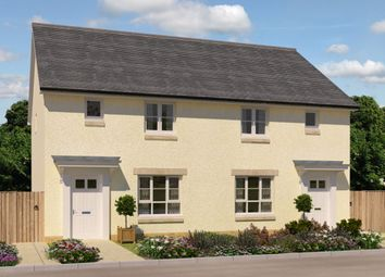 "Thumbnail 3 bedroom end terrace house for sale in ""Wemyss"" at Kirkton North, Livingston"