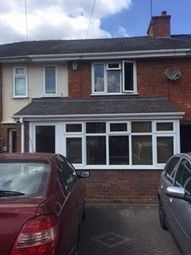 Thumbnail 3 bed terraced house for sale in Vimy Road, Billesley, Birmingham