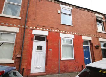 Thumbnail 2 bedroom terraced house for sale in Armitage Street, Eccles, Manchester
