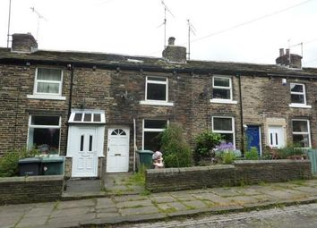 Thumbnail 1 bed terraced house to rent in Victoria Street, Cullingworth, Bradford