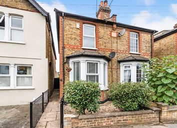 Thumbnail 2 bed semi-detached house for sale in Bonner Hill Road, Kingston Upon Thames