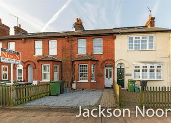 3 bed terraced house for sale in Chessington Road, West Ewell, Epsom KT19