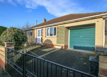 Thumbnail 3 bed bungalow for sale in South Rise, Binbrook, Lincolnshire