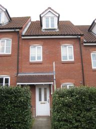 Thumbnail 2 bedroom town house to rent in Tolye Road, Norwich
