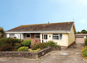 Thumbnail 2 bed semi-detached bungalow for sale in Milton Crescent, Higher Brixham, Brixham