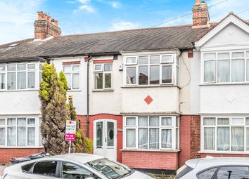 Thumbnail 3 bedroom terraced house for sale in Lakehall Gardens, Thornton Heath