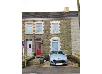 Thumbnail 3 bed terraced house for sale in Pentre Road, Swansea
