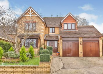 4 bed detached house for sale in Marriott Chase, Taverham, Norwich NR8