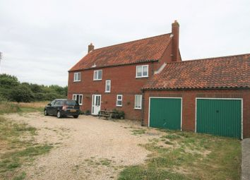 Thumbnail 4 bed detached house for sale in Tattersett Road, Syderstone, King's Lynn