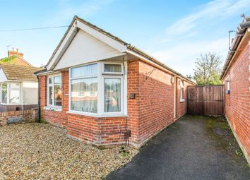 Thumbnail 2 bed detached bungalow for sale in Consort Road, Eastleigh