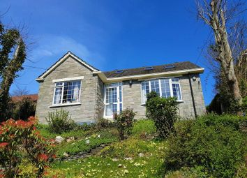 Thumbnail 5 bed bungalow to rent in Chynoweth, Berrycoombe Road, Bodmin