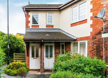 Thumbnail 2 bed flat for sale in Unwin Close, Southampton