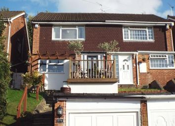 3 bed semi-detached house for sale in Melody Road, Biggin Hill, Westerham, Kent TN16