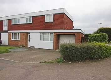 Thumbnail 3 bed end terrace house for sale in Clifton Avenue, Coton Green, Tamworth, Staffordshire