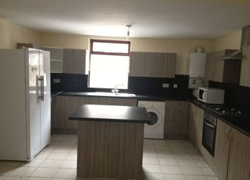 Thumbnail 5 bed terraced house to rent in Russell Road, Mossley Hill, Liverpool