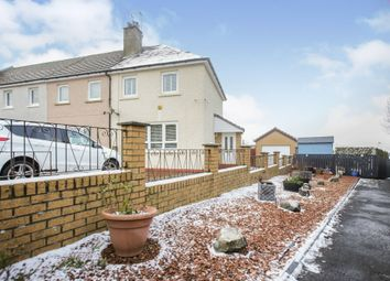Thumbnail 3 bed flat for sale in Langton Crescent, Glasgow