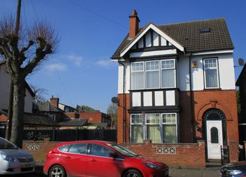 Thumbnail 5 bedroom detached house for sale in Windsor Avenue, Leicester