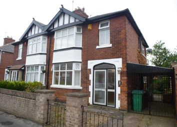 Thumbnail 3 bed property to rent in Bedford Grove, Bulwell, Nottingham