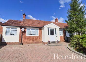 Thumbnail 2 bed semi-detached bungalow for sale in Pemberton Avenue, Ingatestone, Essex