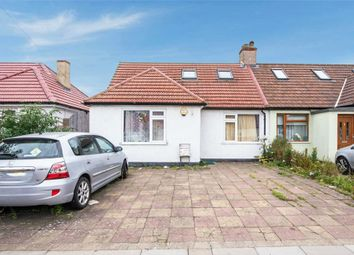Thumbnail 4 bed semi-detached bungalow for sale in Bengarth Road, Northolt, Greater London