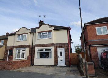 Thumbnail 3 bedroom semi-detached house for sale in Owen Avenue, Long Eaton, Long Eaton