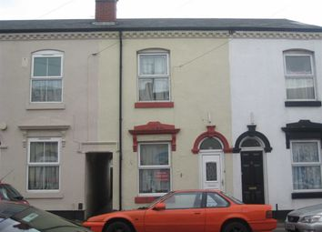 Thumbnail 2 bedroom terraced house for sale in Wright Road, Saltley, Birmingham