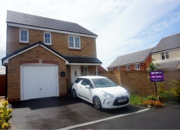 Thumbnail 3 bed detached house for sale in Ffordd Maes Gwilym, Carway, Kidwelly