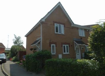 Thumbnail 2 bed semi-detached house for sale in St. Pancras Way, Derby, Derbyshire