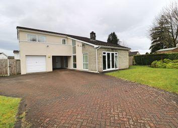 Thumbnail 4 bed detached house for sale in Parkfields, Pen-Y-Fai, Bridgend